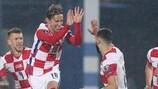 Highlights: Croazia-Slovacchia 2-2