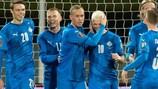 Islandia - Liechtenstein 4-0