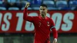 Криштиану Роналду забил за сборную Португалии 112 мячей