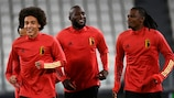 Belgium are sure of a top-two finish