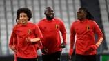 La Belgique est assurée de terminer à l'une des deux premières place de son groupe