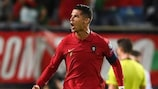 Cristiano Ronaldo hat nun 115 Tore auf seinem Konto