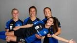 Les Danoises du HB Koge disputent leur première UEFA Women's Champions League