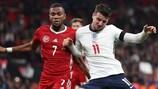 Inglaterra - Hungría 1-1