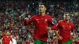 Ronaldo brilhou no triunfo de Portugal