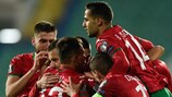 Highlights: Bulgarien - Nordirland 2:1