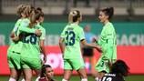 Wolfsburg machte kurzen Prozess mit Servette