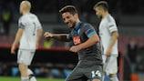 Watch Mertens stunner for Napoli against Legia