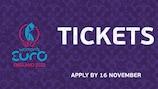 Guida completa all'acquisto dei biglietti di Women's EURO