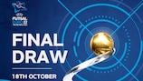Futsal EURO 2022 draw live at 18:00 CET