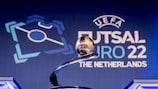 Spielplan der Futsal EURO 2022