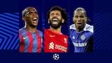 Los mejores africanos en Europa