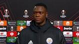 Reaction from four-goal Leicester hero Daka