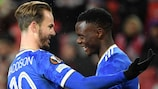Highlights: Spartak Moskva - Leicester 3:4