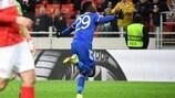Europa League: Daka erzielt schnellsten Dreierpack