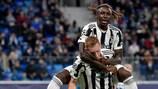 Zenit - Juventus 0-1