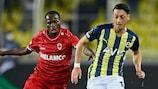 Highlights: Fenerbahçe - Antwerp 2:2