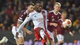 Toko Ekambi sumó dos goles más a su cuenta ante el Spartak