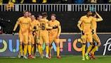 Ola Solbakken et le Bodø/Glimt ont largement dominé la Roma en UEFA Europa Conference League