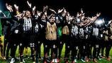 UEFA Youth League, la Voie des champions nationaux