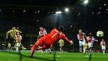 Dortmund - Ajax: el gol del triunfo de Lewandowski en 2012